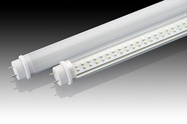 Tubes LED éco-éclairage
